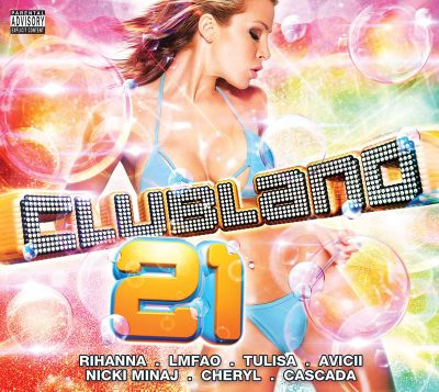 Clubland 21 (2Cd)