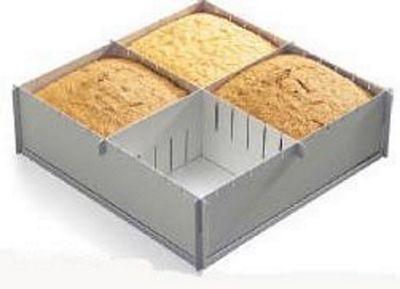 Alan Silverwood Multisize Foldaway Cake Pan AS-10034