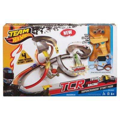 Team Hot Wheels Extreme Track Set