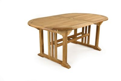 Bracken Style Kensington Double Extending Dining Table