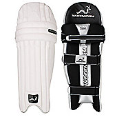 Woodworm Cricket Black Label Mens Batting Pads - Mens Oversized Left Hand