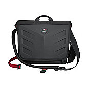 "ASUS 90XB0310-BBP000 Rog Ranger Messenger Bag for 15.6"" Laptop with Side Straps"