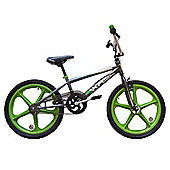 "Harlem XR22 20"" Skyway Mag Wheels BMX Bike Gyro"