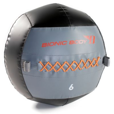 Bionic Body Soft Medicine Wall Ball - 2.7kg (6lbs)