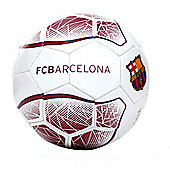 FC Barcelona Prism Official Supporter Football Soccer Ball - Size 5