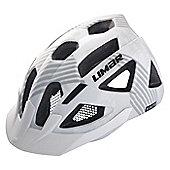 Limar X-MTB Bike Helmet White 57-62cm