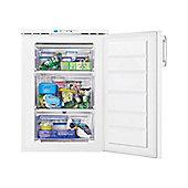 Zanussi ZFT11112WE Under Counter Freestanding Freezer White