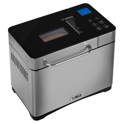 Digital Bread Maker with Nut Dispenser