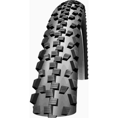 Schwalbe Black Jack Tyre: 26 x 2.25 Black Wired. HS 407, 57-559, Active Line, Kevlar Guard