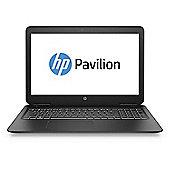 HP 15-bc303na Pavilion Notebook, 15.6 inch, Core i5-7200U, 8GB, 1TB, Laptop - Shadow black
