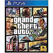 Grand Theft Auto V (GTA V)- PS4