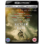 Hacksaw Ridge 4K Ultra HD Blu-ray