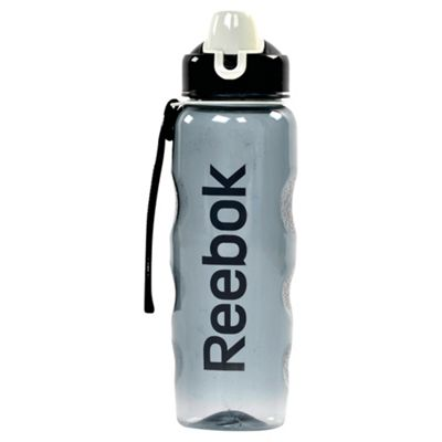 Reebok Elements 750ml Water Bottle, Transparent