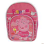 Peppa PIg 'Ice Cream' Arch pocket Backpack