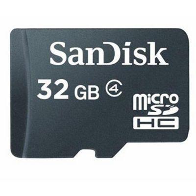 Platinum 32GB Micro SDHC Card