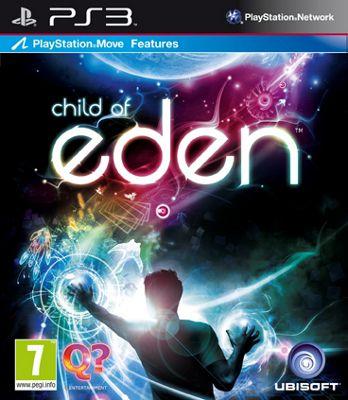 Child of Eden - Move Compatible - PS3