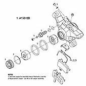 Avid Caliper Spare Parts Kit Juicy Ultimate (1 pc)