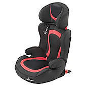 Baby Elegance Group 2,3 Isofix Black/Red