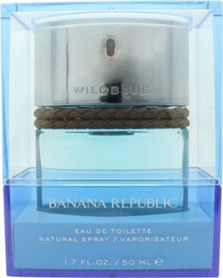 Banana Republic Wildblue Eau de Toilette (EDT) 50ml Spray For Men