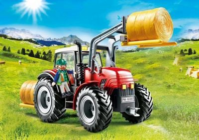 Playmobil Large Tractor