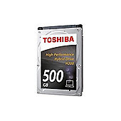 "Toshiba H200 500 GB 2.5"" Internal Hybrid Hard Drive"