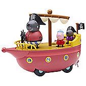 Peppa Pig Grandad Dog'S Pirate Boat