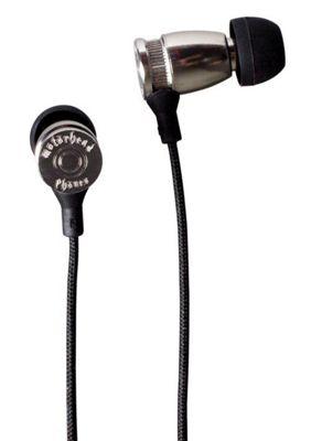 MotorHeadphones Overkill Earphones - Silver