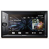 Sony Car Stereo│2DIN Radio│Aux│USB│Bluetooth│Voice Control - iPod/iPhone/Android