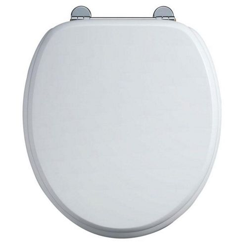 Burlington Gloss White WC Seat