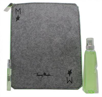 Thierry Mugler Mugler Gift Set 100ml EDT + 7.5ml EDT + iPad Case