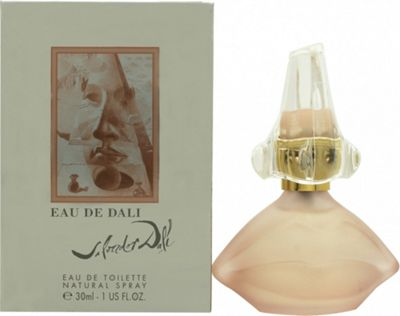 Salvador Dali Eau de Dali Eau de Toilette (EDT) 30ml Spray For Women