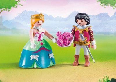 Playmobil Prince and Princess