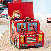Fantasy Fields- Lil Fire Fighters Step Stool