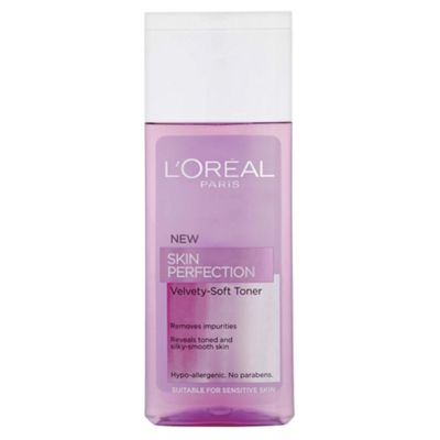 L'Oréal Skin Perfection Velvety-Soft Toner 200ml
