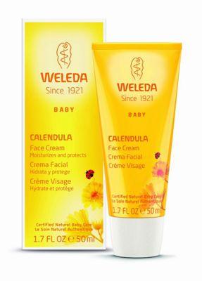 Weleda Baby Calendula Face Cream - 50ml