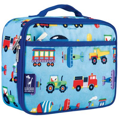 Kids' Lunch Box- Transport