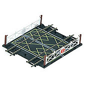Hornby Track R636 Double Level Crossing