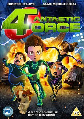 Fantastic 4Orce Dvd