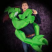 Inflatable Gremlin/Gargoyle Costume