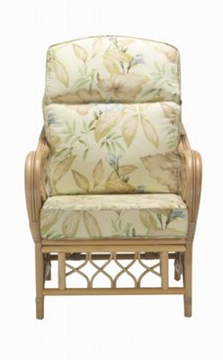 Desser Oslo Chair - Lucia Fabric - Grade A - Walnut