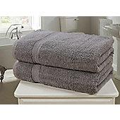 Royal Kensington Bath Sheet - Charcoal