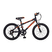 "Coyote Gecko 18"" Wheel 6 Speed Alloy Frame MTB"