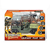 Combat Mission Military Small Playset