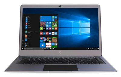 Gemini NC14 14.1 FHD IPS Intel Celeron 4GB RAM 128GB SSD, Win10 Home Aluminium Slim Laptop, NC14V1006-128