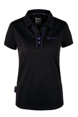 Womens V-Tech Golf Short Sleeve Polo Shirt