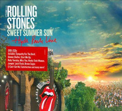 Sweet Summer Sun - Hyde Park Live (Cd/Dvd)