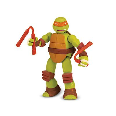 Teenage Mutant Ninja Turtles Mutations Mix N Match Michelangelo Figure