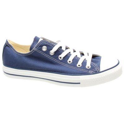 Converse All Star Ox Navy Shoe M9697