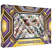 Pokemon TCG: Kangaskhan EX Box