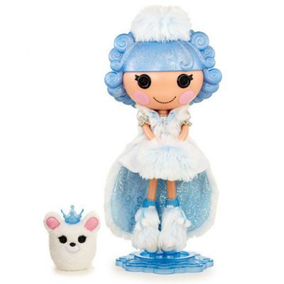 Lalaloopsy Ivory Ice Crystals Collector's Doll
